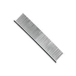 HBuir 2 In 1 Stainless Steel Durable Pet Grooming Needle Com