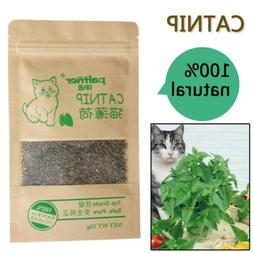 100% Natural Catnip Cat Toys Organic Menthol Flavor Snacks P
