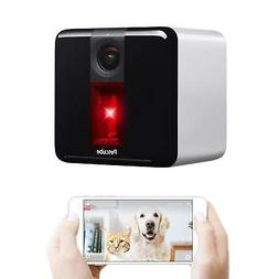 1080-P Pet Dogs Cats Monitor Night Vision Play Video Camera