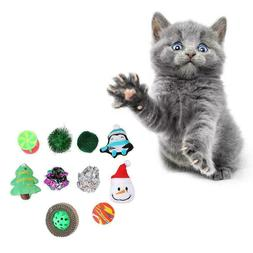 10pcs pet cat toys set bulk mice