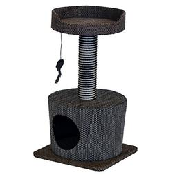 Animal Treasures 14850 Cat Tree Basic Scratcher, 29""