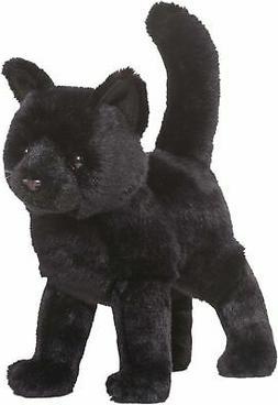 Cuddle Toys 1867 30 cm Long Midnight Black Cat Plush Toy