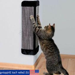 19'' Cat Wall Corner Hanging Scratching Board Mat Kitten Pos