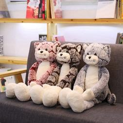 1PC 50/70/90CM Kawaii <font><b>Cats</b></font> Plush <font><