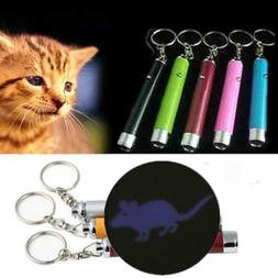 1X Interactive Led Training Funny Cat Play Toy Laser Pointer