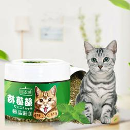 20g Natural Organic Cat Catnip Natural Mint Taste Pet Cat Ki
