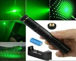 SUPER LASER POINTER USB Magnetic Rechargeable ~ Black~ Cat T
