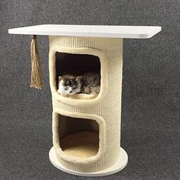 Kaxima 3 Platform Cat Tree Scratching Post Activity Centre C