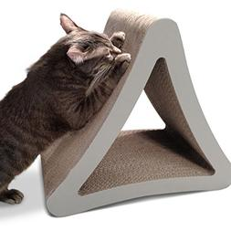 PetFusion 3-Sided Vertical Cat Scratching Post .