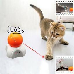 360 Degree Automatic Interactive Dart Laser Light Teaser Fun
