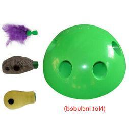 "3pcs Pop- N""Play Interactive Motion Cat Toy Mouse Tease Elec"