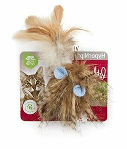 Petlinks 49717 Wild Wooly Long Tailed Mouse Hyper Nip Catnip