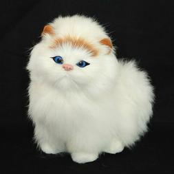 5 Colors Electronic Pets Cats Dolls Simulation Animal Toy Ca