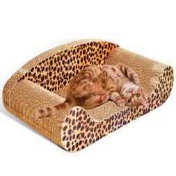 50cm Sofa Design Cat Scratching Corrugated Board Toy Scratch