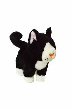 8 Inch Mini Plush Tuxedo Cat Azrael Stuffed Animals Kitten