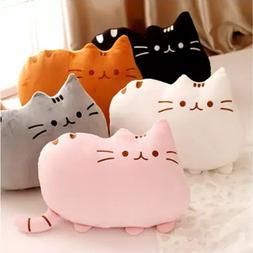 8Colors Cute Fat <font><b>Cat</b></font> Baby Plush <font><b