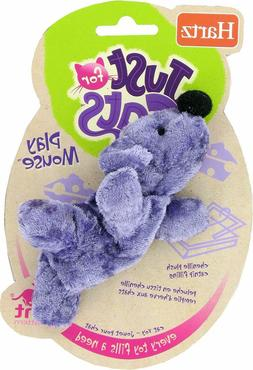 9 Packs Hartz Just For Cats Play Mouse Red Purple Catnip Fil