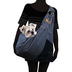 Alfie Pet by Petoga Couture - Chico 2.0 Revisible Pet Sling