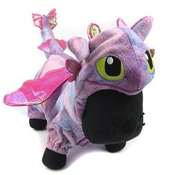 Alfie Pet by Petoga Couture - Night Fury Dragon Costume - Co