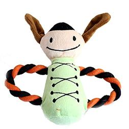 BECKY,1/2/3 pcs 7'' Novel Animal Design Plush Pet Toy - Mola