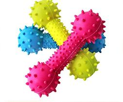 BECKY,2/3/5 Pcs 5.71.7''Training IQ Treat Toy for Small/Medi