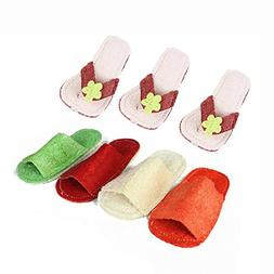 BECKY,2/4 pcs Fun Pet Toys For Hamsters,Cats,Rabbits,Kittens
