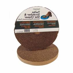 Bergan Turbo Scratcher Star Chaser Replacement Cat Scratch P