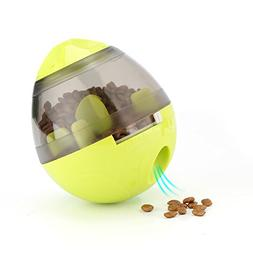 Bworppy Dog Treat Ball, Pet Treat Ball Toy Food Dispensing B