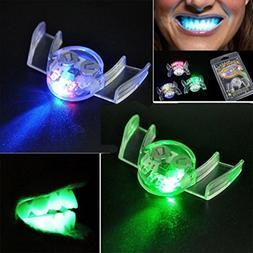 Children Toys,Dartphew 1Pcs Flashing LED Light Up Mouth - Br