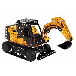 Dartphew Toys,Dartphew 351Pcs/1Set Engineer Car Model 3D Puz