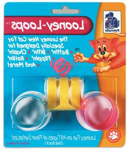 Fat Cat Looney-Loops Looney Loops Tubes Fourfous Cat Toy