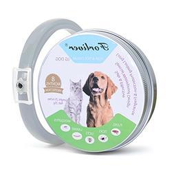 Forliver Dog/Cat Flea and Tick Collar - Pest Control Collars