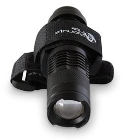Life Mounts LED Leash Light with Patented Universal Mount -