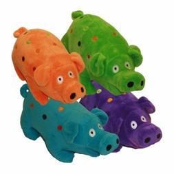 Multipet Plush Polka Dot Goblet Pig Size:Pack of 2