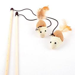 PAPRING Interactive Cat Toys Cat Toys Interactive With Bells
