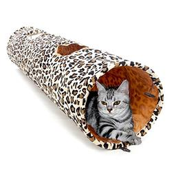 PAWZ Road Cat Toys Collapsible Tunnel Dog Tube for Fat Cat,R