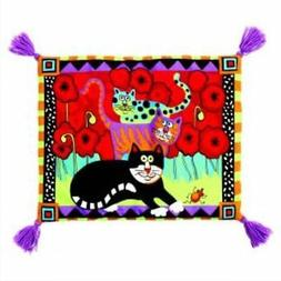 :Petmate, FatCat Boogie Mat For De Cat - Catnip Toy