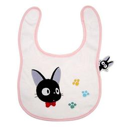 Studio Ghibli Kiki's Delivery Service Bib Black Cat Jiji and