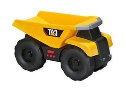 Toy State CAT Big Builder Dump Truck Lands Shaking