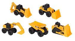 """Toy State CAT Mini Machine, 3"""", 5-Pack"""