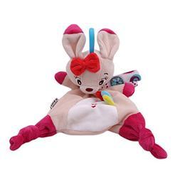 VWH Kawaii Animal Appease Towel Toys Baby Infant Reassure Bl