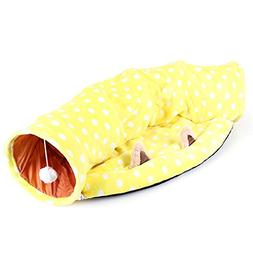 Zero Cat Play Tunnel Agility Tunnel Cat Training Obedience T