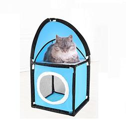 Zero Cat Toy Tunnels Special Designed Collapsible Durable An