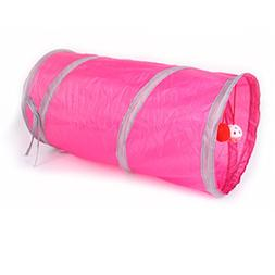 Zero Tunnels Cat Tunnel Collapsible Simple To Use Cat Pet En