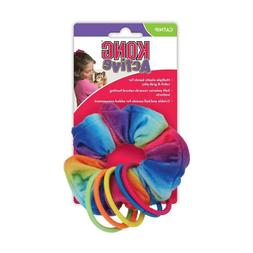 Kong Active Scrunchie with Cat Nip Cat Toy   Free Shipping