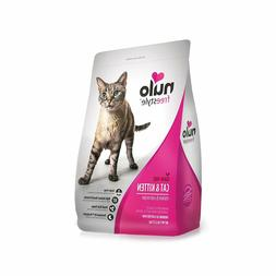 Nulo Adult & Kitten Grain Free Dry Cat Food with BC30 Probio