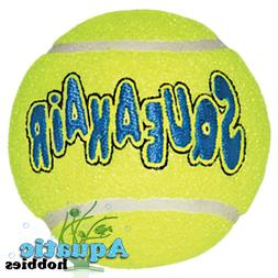 Kong Air Dog Tennis Ball For Dog Puppy Squeaks Toy Fetch Squ