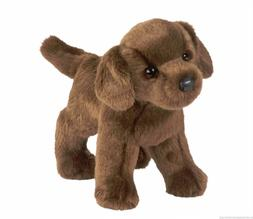 """Ashes Wolf 8"""" by Douglas Cuddle Toys"""