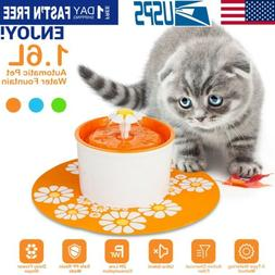 Automatic Pet Water Fountain/Filter Cat Dog Health Caring Wa
