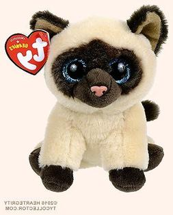 Ty Beanie Babies Jaden the Siamese Cat 6 inches Style 42129